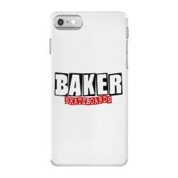 baker skateboards iPhone 7 Case   Artistshot