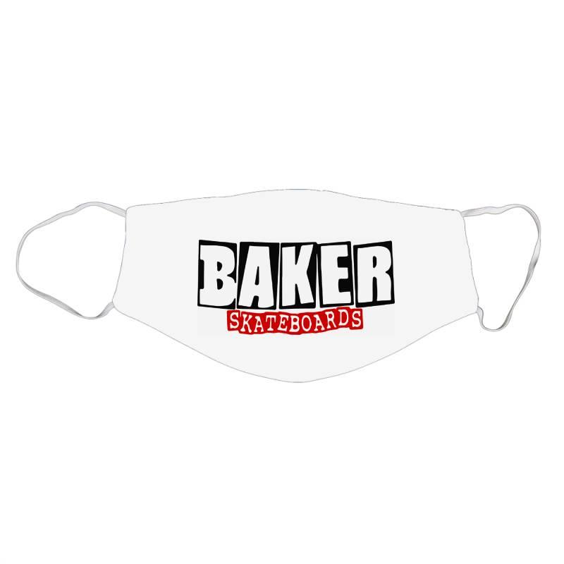 Baker Skateboards Face Mask   Artistshot