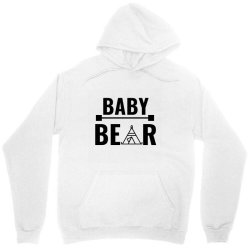 family bear pregnancy announcement baby Unisex Hoodie | Artistshot
