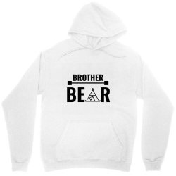 family bear pregnancy announcement brother Unisex Hoodie | Artistshot