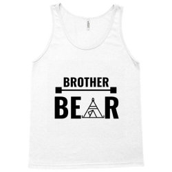 family bear pregnancy announcement brother Tank Top | Artistshot