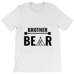 family bear pregnancy announcement brother T-Shirt | Artistshot