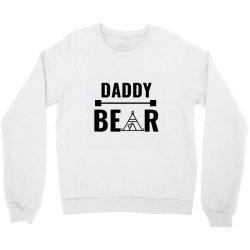 family bear pregnancy announcement daddy Crewneck Sweatshirt | Artistshot