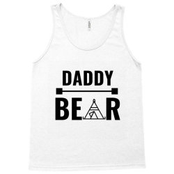 family bear pregnancy announcement daddy Tank Top | Artistshot