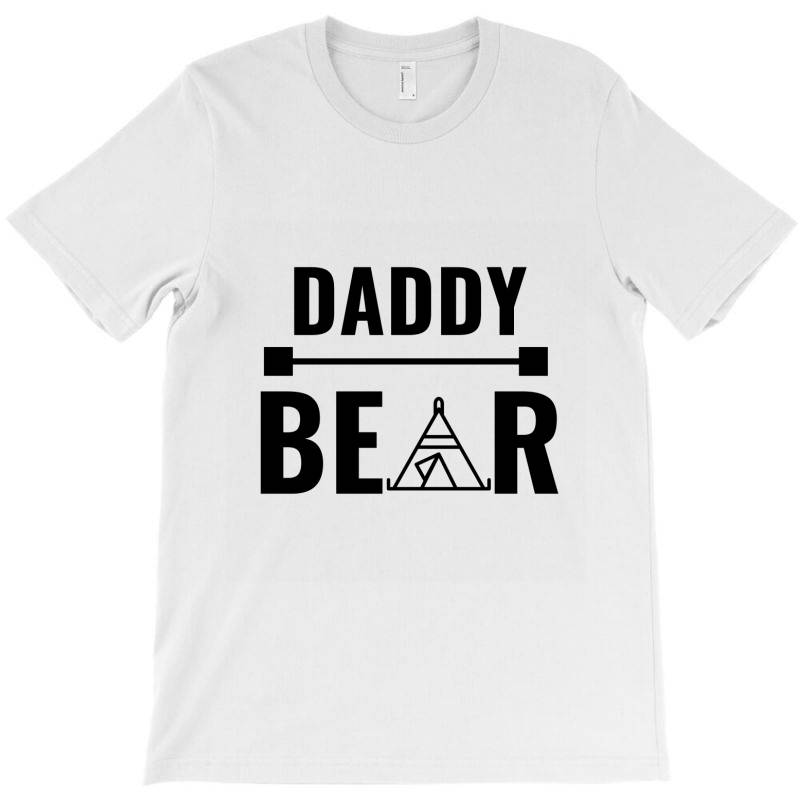 Family Bear Pregnancy Announcement Daddy T-shirt | Artistshot