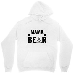 family bear pregnancy announcement mama Unisex Hoodie | Artistshot