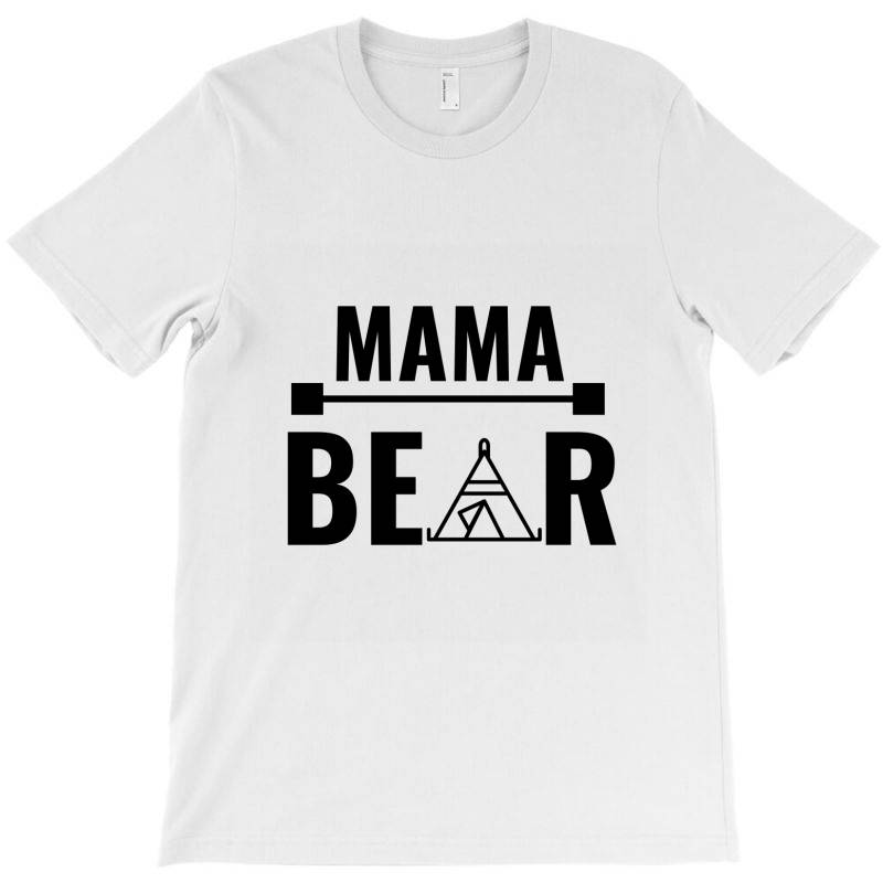 Family Bear Pregnancy Announcement Mama T-shirt | Artistshot