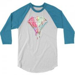 diamond polina 3/4 Sleeve Shirt | Artistshot