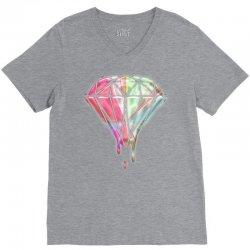 diamond polina V-Neck Tee | Artistshot