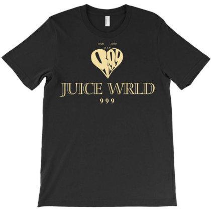 Heart Gold Logo 999 T-shirt Designed By Kiva27