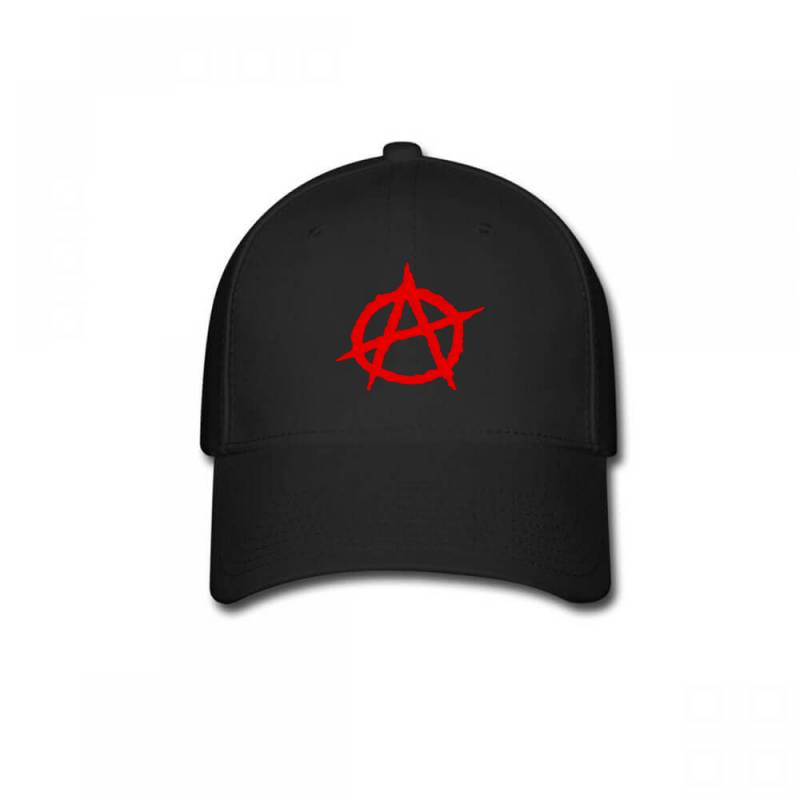 Anarchy Embroidery Embroidered Hat Baseball Cap | Artistshot