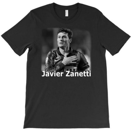Javier Zanetti T-shirt Designed By G3ry