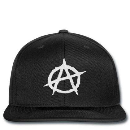 Anarchy Embroidery Embroidered Hat Snapback Designed By Madhatter