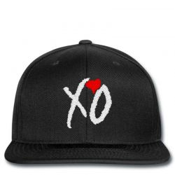 Xo Weekend Embroidery Embroidered Hat Snapback | Artistshot