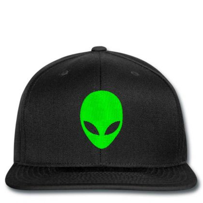 Alien Head Embroidery Embroidered Hat Snapback Designed By Madhatter