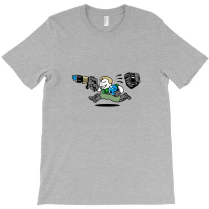Doompoly Guy T-shirt Designed By Perryn