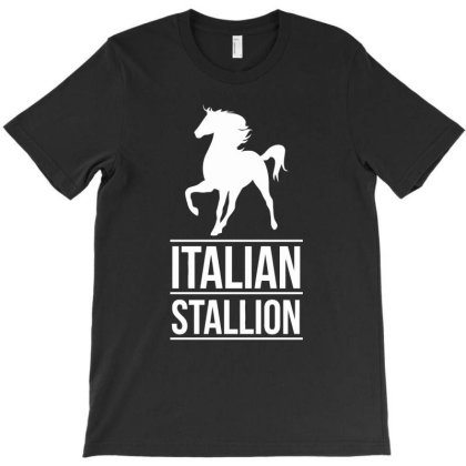 Italian Stallion T-shirt Designed By Anma4547