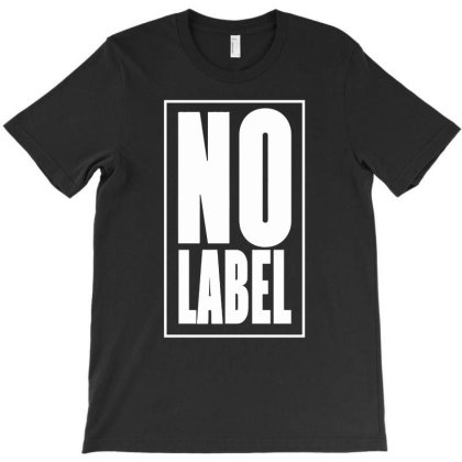 No Label T Shirt T-shirt Designed By Anma4547