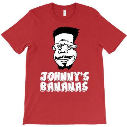 Johnny's Bananas T-shirt Designed By G3ry