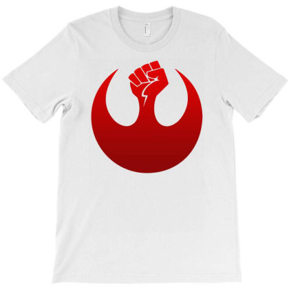 Join The Resistance T-shirt Designed By G3ry