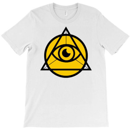 Jungle Zone Eros' Eyes T-shirt Designed By G3ry