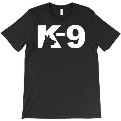 K 9 T-shirt Designed By G3ry