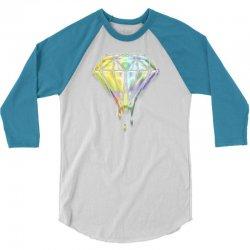 diamond 3/4 Sleeve Shirt | Artistshot