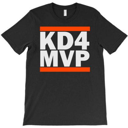 Kd 4 Mvp T-shirt Designed By G3ry