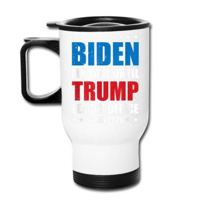 Anti Trump Red White Blue Travel Mug Designed By Kakashop