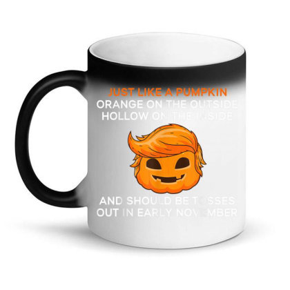 Anti Trump Toss Out In Early November Magic Mug Designed By Kakashop