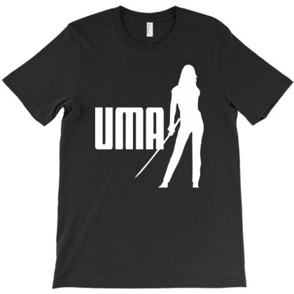 Kill Bill Uma Tv Cult Inspired Film T-shirt Designed By G3ry