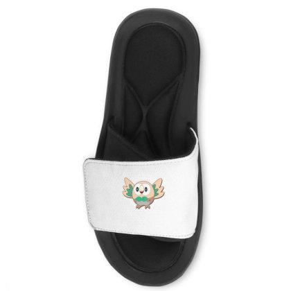 Team Rowlet Slide Sandal Designed By Rardesign