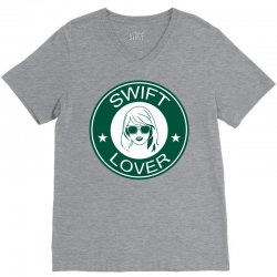 swift lover V-Neck Tee | Artistshot