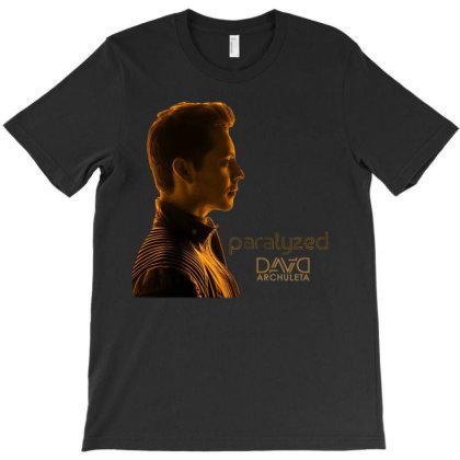 David Archuleta   Winter In The Air T-shirt Designed By Liza900820