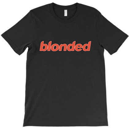 Blonded Radio T-shirt Designed By Blees Store