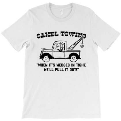 Camel Towing Company T-shirt Designed By Blees Store