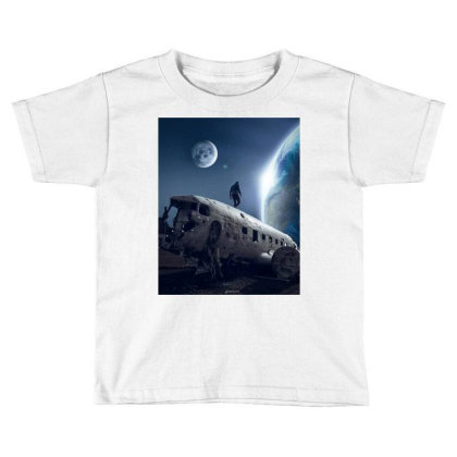 Cosmos Toddler T-shirt Designed By Erol.psd
