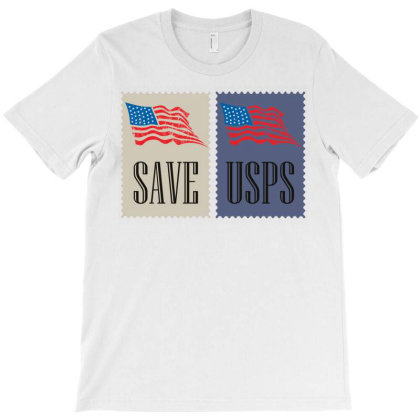 Save Usps T-shirt Designed By Anvist Store