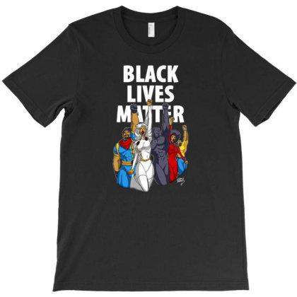 Black Lives Matter T-shirt Designed By Otalotol