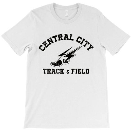 Central City Track Team T-shirt Designed By Blees Store