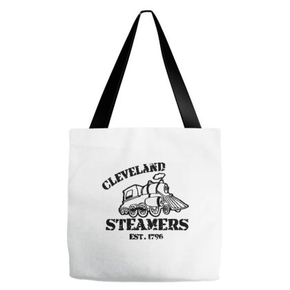 Cleveland Steamers Est 1796 Tote Bags Designed By Blees Store