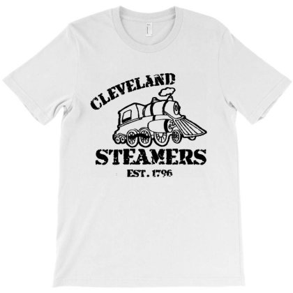 Cleveland Steamers Est 1796 T-shirt Designed By Blees Store