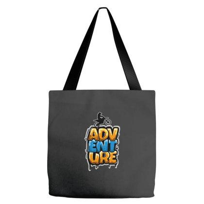 Motocross Adventure Tote Bags Designed By Nurart