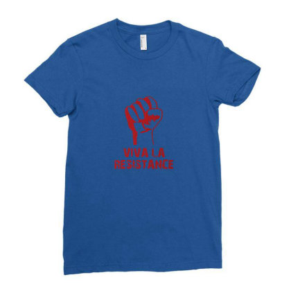 Democrat Ladies Fitted T-shirt Designed By Anima
