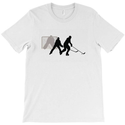 Skating Rink T-shirt Designed By Tasha