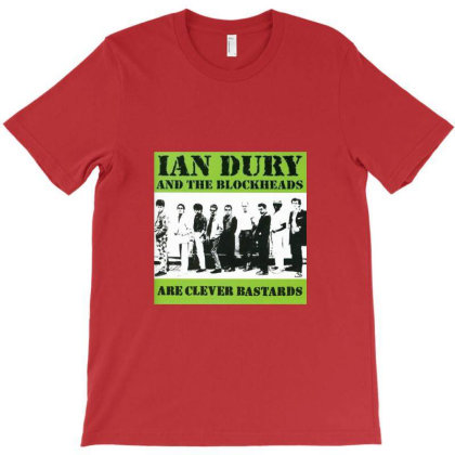 Ian Dury T-shirt Designed By Tasha