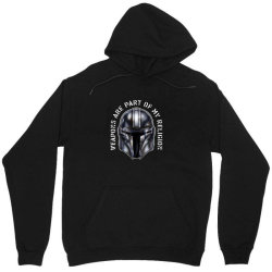 weapons are part of my religion Unisex Hoodie | Artistshot