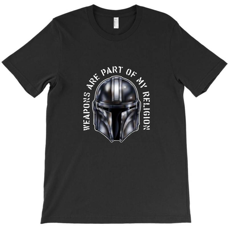 Weapons Are Part Of My Religion T-shirt | Artistshot