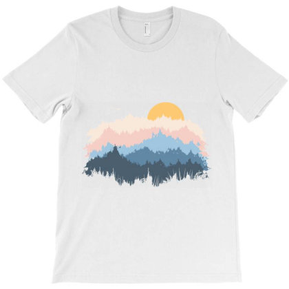 Jungle T-shirt Designed By Quilimo