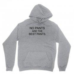 no pants ARE THE BEST PANTS Unisex Hoodie | Artistshot